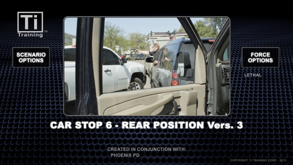 auto stop rear position 3