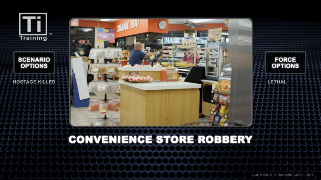 convenience store robber