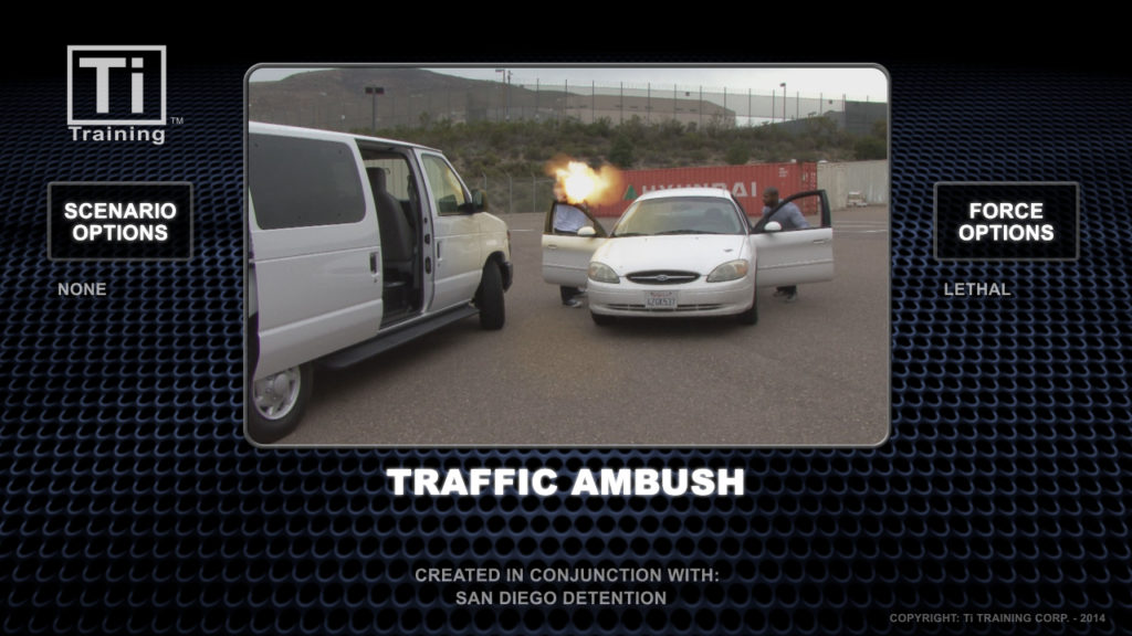 traffic ambush