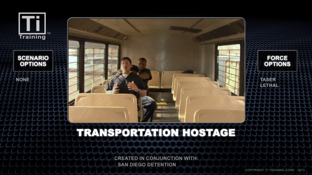 transportation hostage